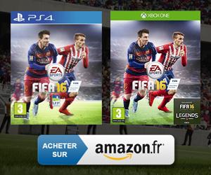 Amazon FIFA 16